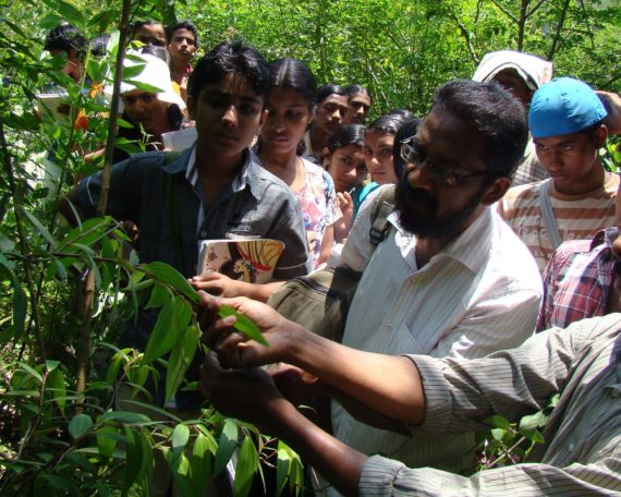 Scientific Training on Field Biodiversity