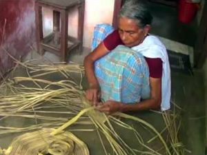 Reviving the Screw pine handicrafts sector