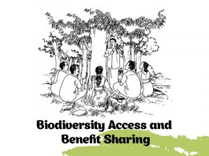 Biodiversity Access and Benefit Sharing