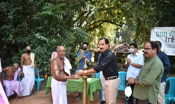 GOD tree campaign launched at North Kerala